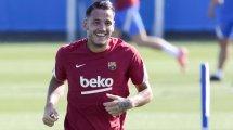 Medien: Freiburg bietet für Barça-Stürmer Manaj