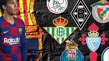 Viele Verehrer: Was wird aus Barça-Juwel Puig?