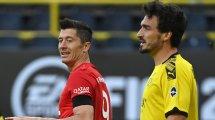 BVB - FC Bayern 0:1 | Die Noten zum Spiel