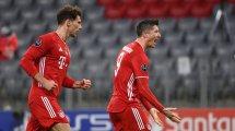 Bayern im Viertelfinale   Note 4 für Nübel