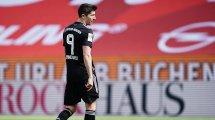 Lewandowski: Drei Schwergewichte klopfen an