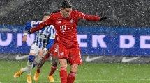 Lewandowskis Doppel-Serie reißt: Die Top-Torjäger Europas