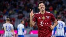 Bereit zu Gehaltseinbußen: Lewandowskis erste Option heißt Real