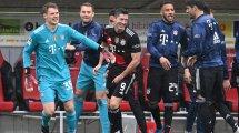 Lewandowski knackt Müller-Rekord   Gladbach verspielt Rang sieben