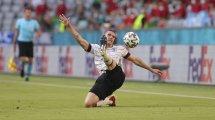 DFB-Team: Drei Spieler fraglich gegen England