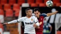 Rodrigo: England statt Atlético?