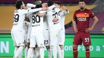 Rom: Ärger zwischen Fonseca und seinem Team