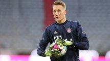 FC Bayern: Keeper Hoffmann will weg