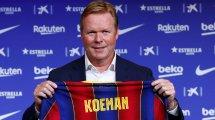 Barça: Koeman wünscht sich Offensivduo