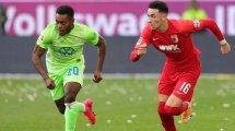 Augsburg: Vargas auf Sevillas Radar?