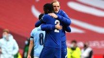 Chelsea: Tuchel möchte Rüdiger halten
