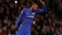Chelsea: Machen Rüdiger und Hudson-Odoi den Abflug?