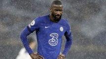 Rüdiger: Chelsea erster Ansprechpartner