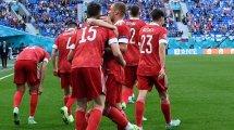 Russland mit knappem Sieg gegen Finnland