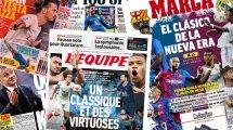 """""""Der Clásico der neuen Generation""""   Neymars """"explosives Treffen"""""""