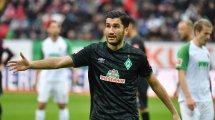 SV Werder: Göztepe buhlt um Sahin