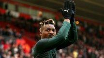 60 Millionen: Everton nimmt Saint-Maximin ins Visier