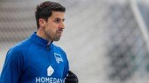 Hertha: Khedira feiert Trainingscomeback