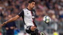 Khedira sieht seine Zukunft bei Juve
