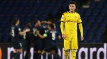 Sun berichtet: Sancho einig mit United
