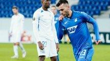 Hoffenheim verlängert mit Adamyan