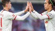 Trotz Konkurrenz: Poulsen hofft auf Schick-Transfer