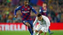 Inter will sich bei Barça bedienen