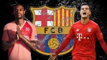 Barça: Neues Preisschild für Coutinho – Semedo vor England-Wechsel
