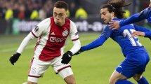 Ajax machtlos bei Dest | Auch van de Beek, Onana & Tagliafico können gehen