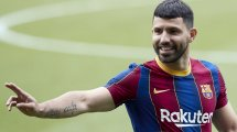 Agüero bereut Barça-Wechsel nicht