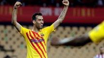 Barça verhandelt mit Busquets, Piqué & Alba