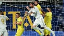 Ramos: Karriereende in der MLS?