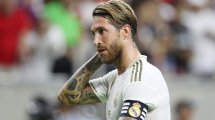 Ramos einig mit Real