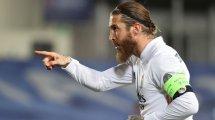Real: Ramos-Entscheidung in den nächsten Tagen – City lauert