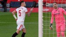 Tauschidee: Liverpool-Interesse an Ocampos?