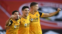 Wolves binden Jiménez