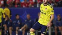 Mustafi: Bundesliga-Wechsel eine Option