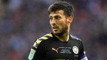 Rückkehr: Silva in Gesprächen mit Valencia