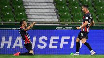Eintracht: Bis Sommer mit Kostic