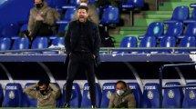 Atlético: Simeone-Vertrag in Arbeit