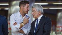 Simeone hakt Griezmann-Deal ab