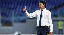Inzaghi übernimmt bei Inter