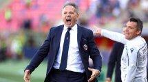 Mihajlovic bleibt in Bologna