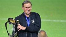 Enttäuscht von Bierhoff: Kuntz denkt an DFB-Abschied