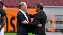 Augsburg will drei Leistungsträger binden