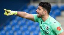 Werder-Stammkeeper: Kapino darf hoffen