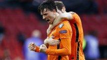 Berghuis wechselt zu Ajax