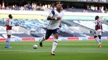 Nur Ersatz bei den Spurs: Flüchtet Bergwijn in die Bundesliga?