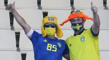 Schweden - Slowakei: Die Aufstellungen