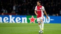 Ajax: Tagliafico spricht offen über Abschied